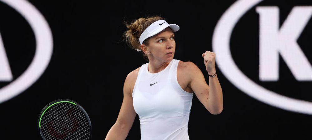 Simona Halep s-a fotografiat alaturi de iubitul ei dupa victoria de la Australian Open! Ce mesaj a postat tenismena