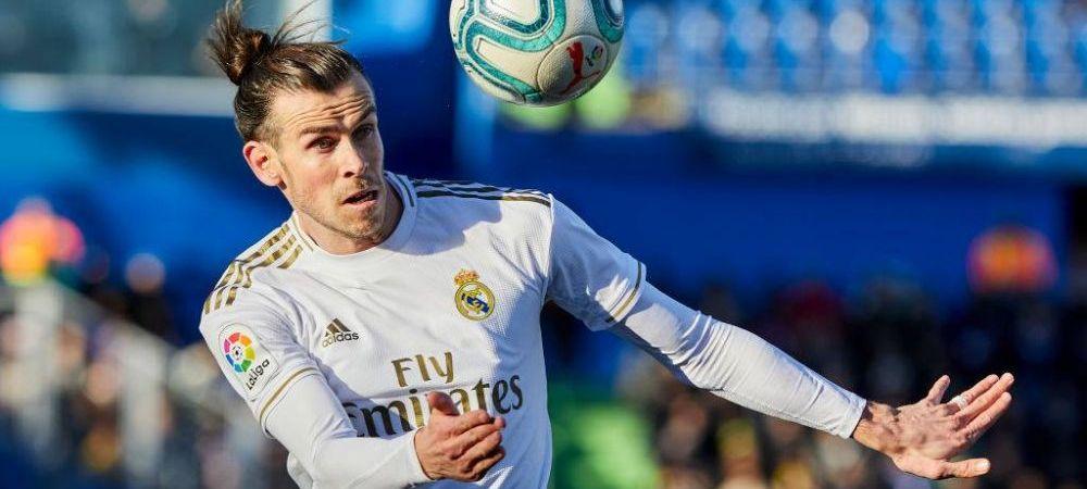 Bale e aproape de despartirea de Real Madrid! Transferul se poate realiza in aceasta luna. Ce giganti il vor pe galez