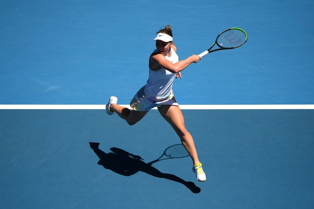 Simona Halep Melbourne Australian Open 2020