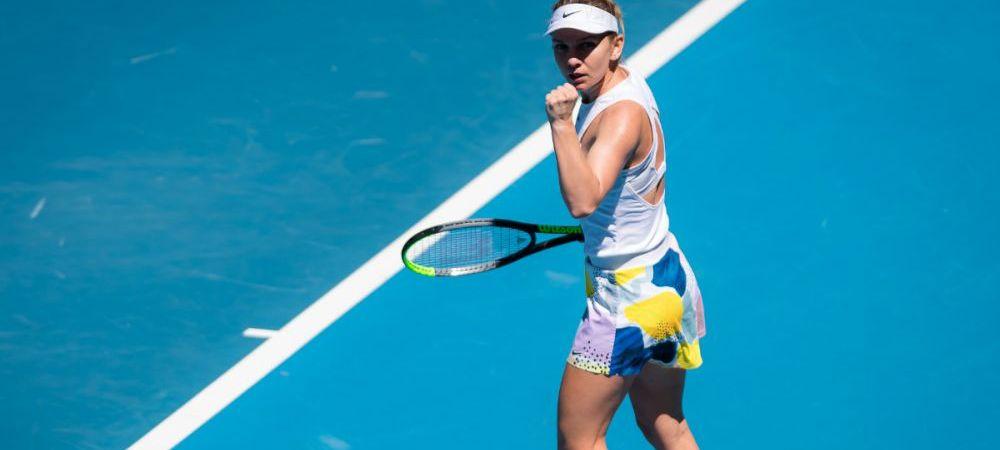 """Sper ca Darren sa nu imi intoarca reactiile nervoase"" | Reactia Simonei Halep la implementarea unei noi reguli in WTA"