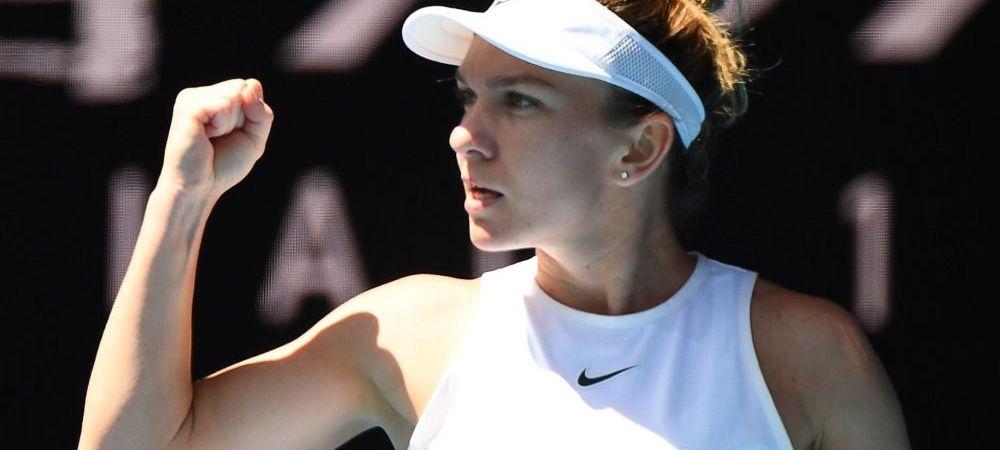 Halep a pierdut la dublu, dar asteapta sa inceapa proba de simplu la WTA Dubai: cu cine va juca Simona in optimi
