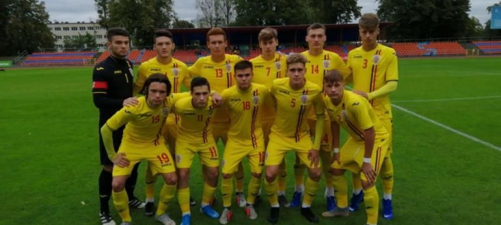 Cantonament in Cipru si amicale in Israel, inaintea duelurilor cu Anglia si Belgia. Juniorii Romaniei se pregatesc sa mearga la Euro 2020