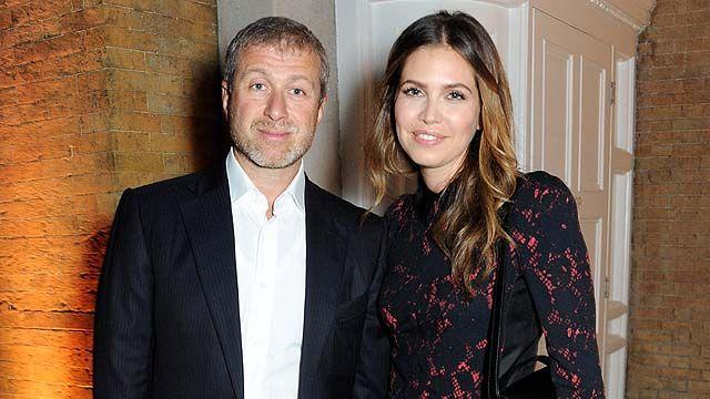 Fosta nevasta a lui Abramovici s-a maritat cu un milionar, care a fost skateboarder profesionist