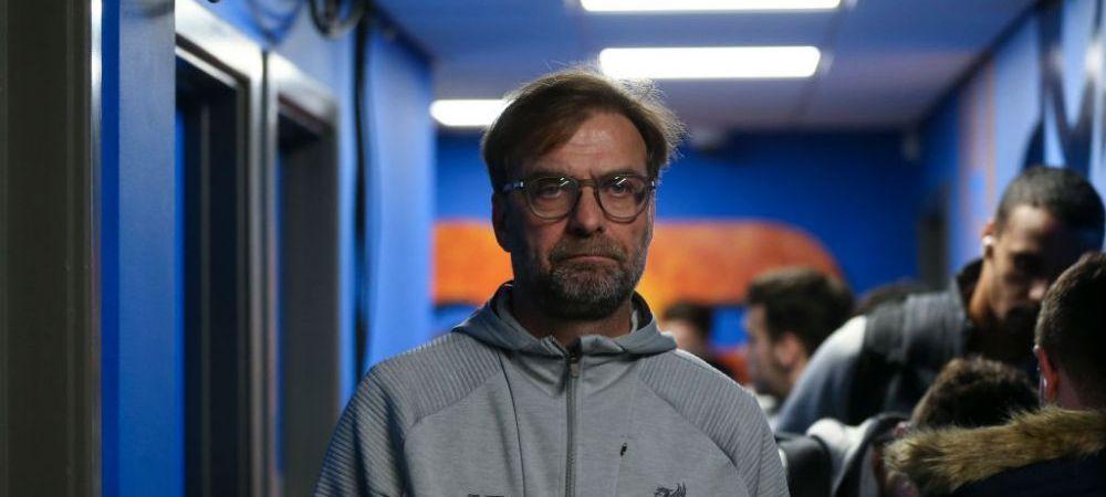 Jurgen Klopp REFUZA sa stea pe banca lui Liverpool in Cupa Angliei si anunta ca in teren vor intra copiii! Ce s-a intamplat