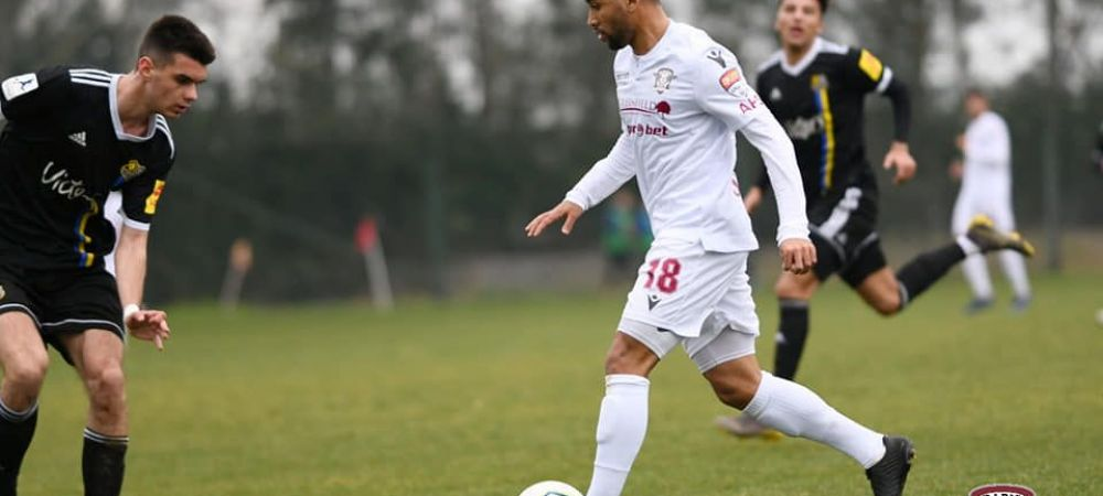 Rapid se pregateste de Liga 1! A castigat primul amical al iernii impotriva unei echipe calificate in optimile Cupei Germaniei
