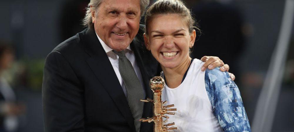 """Ilie Nastase o da castigatoare pe Halep la Australian Open: """"Nu stiu cine poate s-o mai bata"""""""