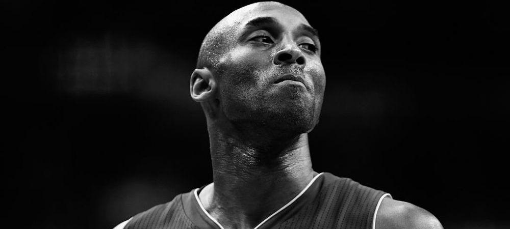 Jucatorii si fanii cer schimbarea logo-ului NBA in memoria lui Kobe Bryant! Cum ar putea arata