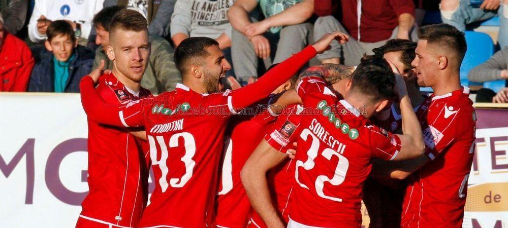 """Dinamo se pregateste intens de play-out! """"Cainii"""" au facut un transfer NOU de la Viitorul lui Gica Hagi"""