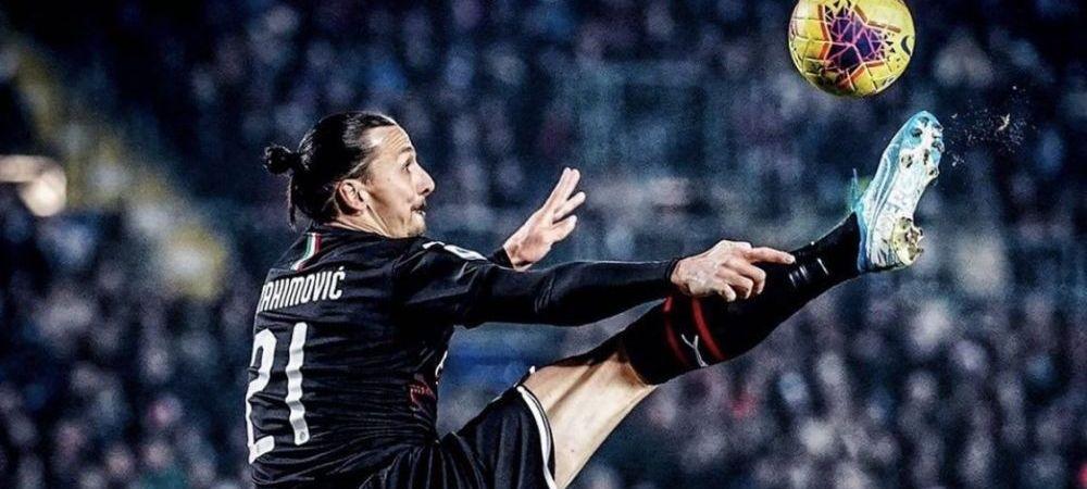 Ibrahimovic a pus umarul la victoria lui Milan in Cupa Italiei! Zlatan a marcat si rossonerii se pregatesc de un duel de CINCI STELE in semifinalele competitiei