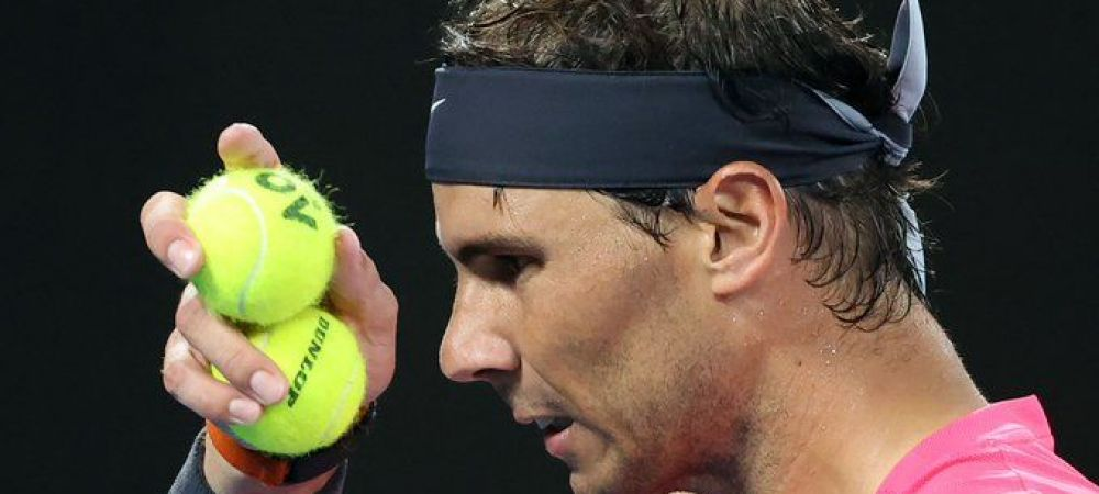 NADAL, ELIMINAT IN SFERTURI DE THIEM!   Djokovic, Federer si doi jucatori calificati in premiera in semifinale la Melbourne
