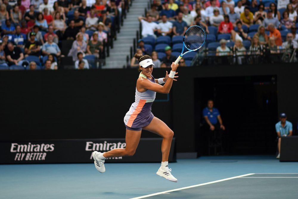 Garbine Muguruza Australian Open 2020