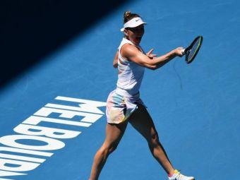 Halep vs. Muguruza 6-7, 5-7   Simona, eliminata in semifinalele Australian Open 2020