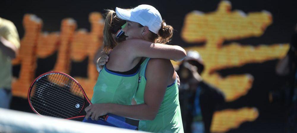 S-A STABILIT FINALA la Australian Open   Kenin va juca cu Muguruza in ultimul act