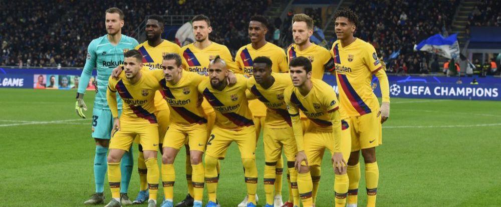 OFICIAL | Plecare de ULTIM MOMENT de la Barcelona! Jucatorul a fost prezentat la noua sa echipa! Cu cine a semnat