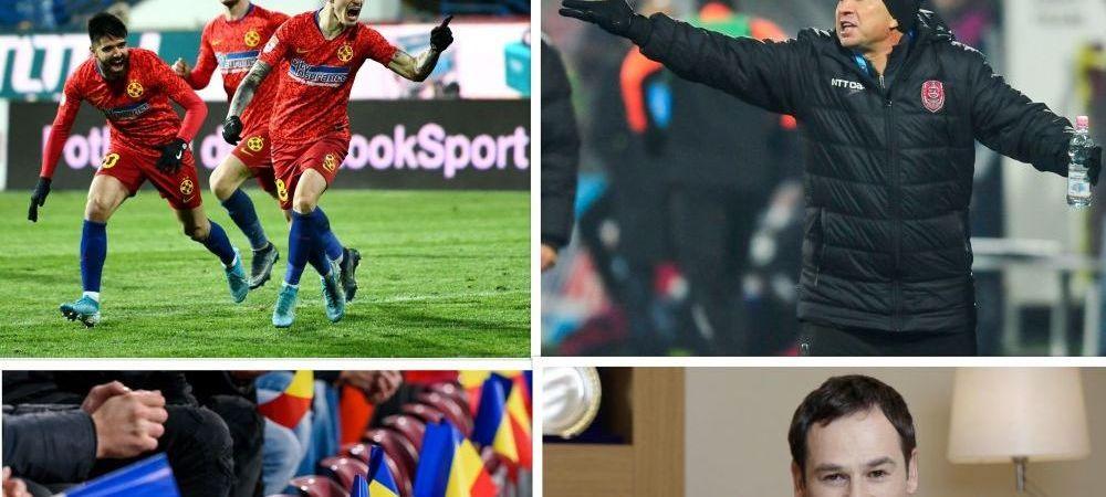 10 lucruri de urmarit dupa inceperea Ligii 1: de la stacheta ridicata de Vintila, la falimentul anuntat al lui Dinamo