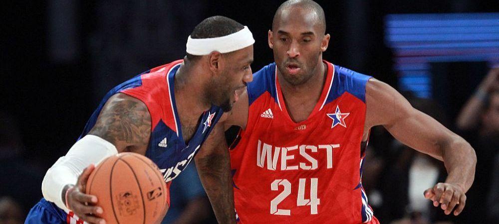 GEST URIAS facut de NBA! Oficialii baschetului american SCHIMBA regulile in memoria lui Kobe Bryant