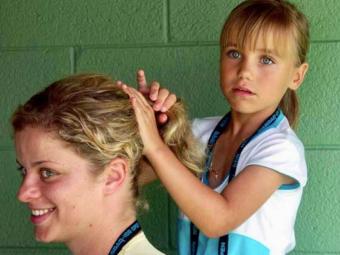 VIDEO DE COLECTIE  Ce faceau Kim Clijsters si finalista Australian Open 2020 in urma cu 15 ani la turneul de la Miami