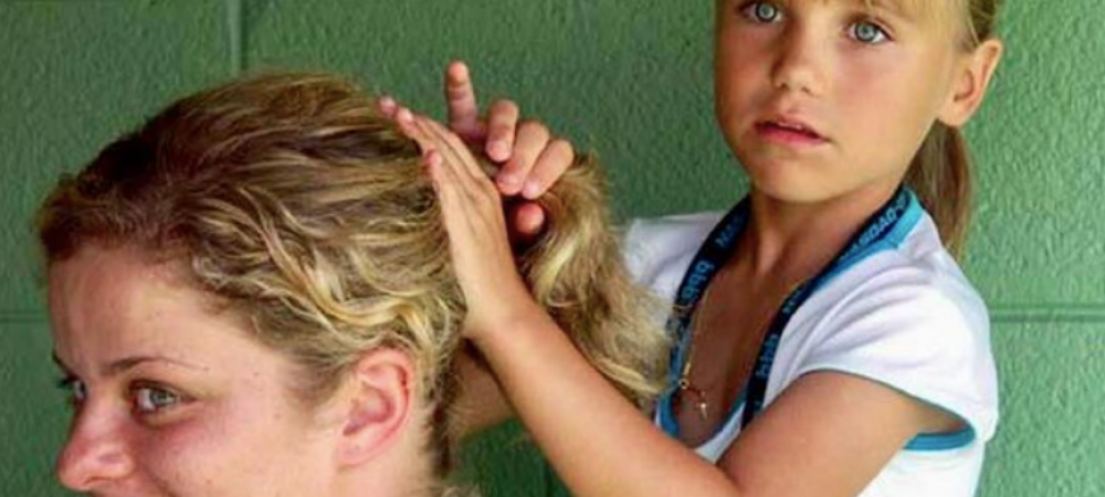 VIDEO DE COLECTIE |Ce faceau Kim Clijsters si finalista Australian Open 2020 in urma cu 15 ani la turneul de la Miami