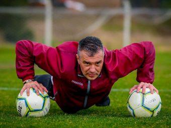 Golgheter de la rivala si un nou antrenor, printre noutatile Rapidului in aceasta iarna