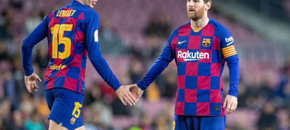Barcelona a facut PRIMUL TRANSFER al ANULUI! Catalanii l-au luat pe urmasul lui Cristiano Ronaldo de la Sporting