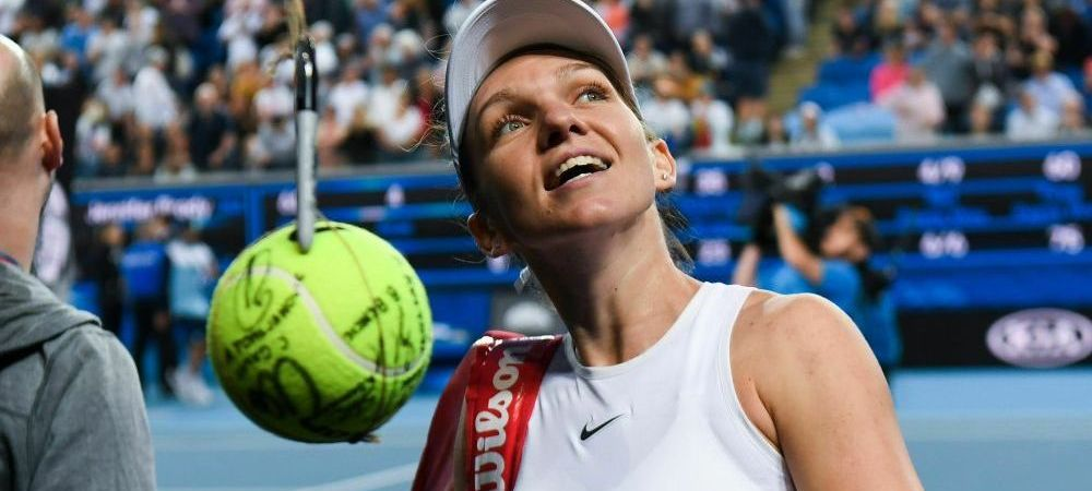 Risipa de energie sau antrenament pentru Olimpiada? Simona Halep va juca si in proba de dublu la Dubai: cine va fi partenera numarului 2 WTA