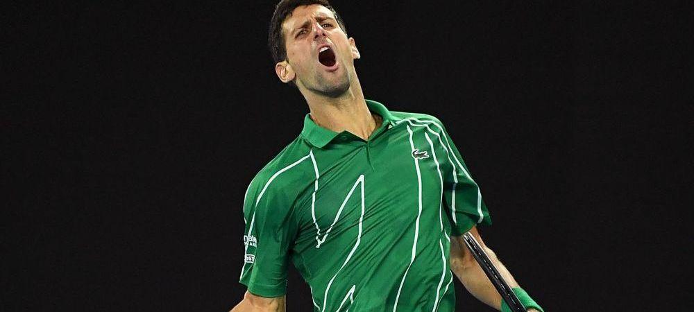 SHOWMAN Novak Djokovic a cantat pe scena Festivalului de Muzica de la San Remo: cum s-a descurcat sarbul