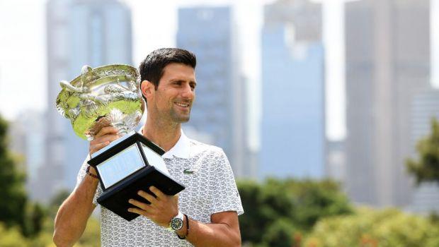 Bye-bye Rafa! DJOKOVIC este noul LIDER al clasamentului ATP: mai are nevoie de 7 luni petrecute pe locul 1 ATP pentru a bifa un record magic