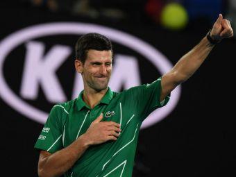 Donatie IMPORTANTA facuta de Novak Djokovic pentru ajutorarea compatriotilor sai in lupta impotriva noului coronavirus