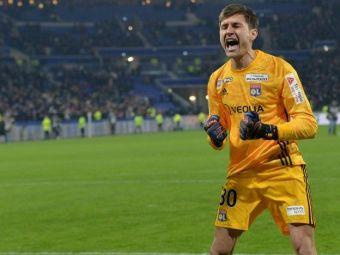 Tatarusanu, criticat in direct de antrenorul lui Lyon! Cu ce l-a deranjat romanul pe Rudi Garcia la ultimul meci din Ligue 1