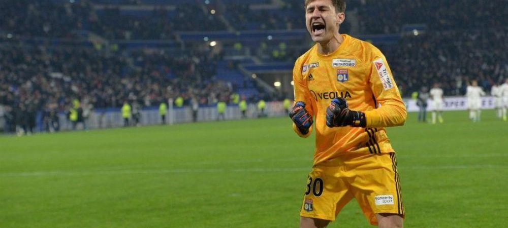 Tatarusanu, inclus intr-o echipa importanta de France Football, alaturi de un jucator de la PSG! Ce au scris francezii despre portarul roman
