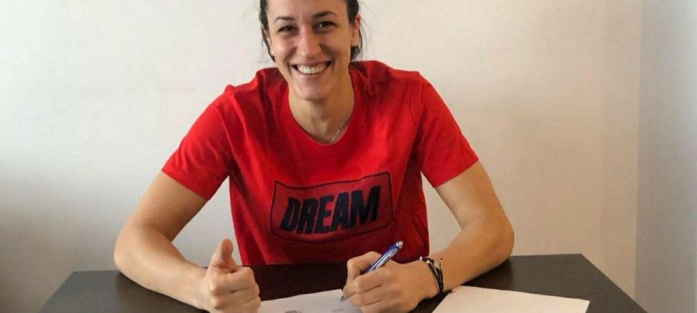 Pierdere importanta pentru CSM Bucuresti! Andrea Lekic a semnat cu o rivala din Liga Campionilor