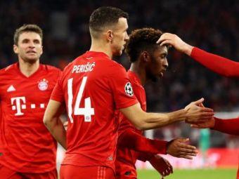 Lovitura pentru Bayern Munchen! Au pierdut un jucator important, dupa ce un coechipier l-a rupt la antrenament! Rateaza meciul din Champions League