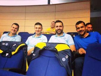 Un antrenor de la Rapid a plecat in Italia, ca sa joace in Serie D! El joaca in atacul unei echipe de langa Roma