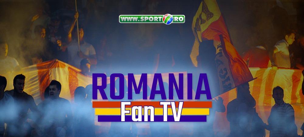 Acum FAN TV Romania in direct de la stadion! Vocea fanilor SE AUDE LIVE!