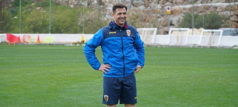 L-A CONVINS! Primul jucator care revine la echipa nationala dupa ce isi anuntase retragerea! Mirel Radoi l-ar putea folosi cu Islanda