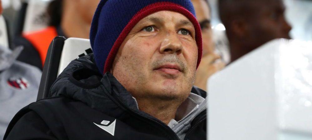 Dragostea pentru fotbal nu are granite! Mihajlovic s-a externat din spital pentru a sta pe banca echipei sale, care a obtinut o victorie URIASA in Serie A! Antrenorul se lupta cu o boala grea