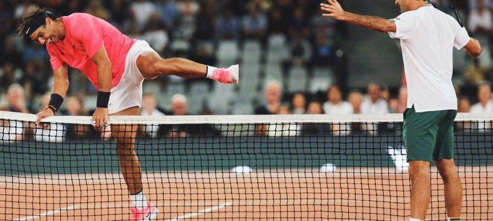 (FOTO) Cum arata Rafael Nadal dupa doua luni de autoizolare, la primul antrenament pe terenul de tenis