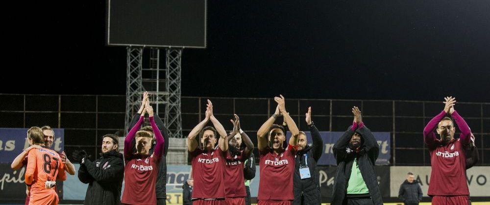 ACUM LIVE Gaz Metan Medias - CFR Cluj 0-0   CFR Cluj a avut cele mai mari ocazii de a deschide scorul in prima repriza