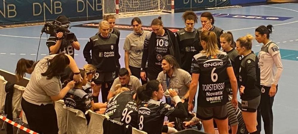 "VICTORIE IMENSA pentru CSM Bucuresti in Norvegia | ""Tigroaicele"" inving dramatic pe Vipers dupa ce au fost conduse cu 4 goluri"