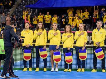 """Declaratie CONTROVERSATA din partea antrenorului Romaniei dupa infrangerea dramatica cu Rusia in barajul de Fed Cup: """"Cred ca era o minune daca castigam"""""""