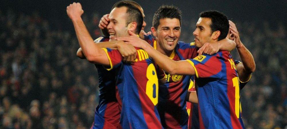 Barcelona a incercat sa readuca un jucator care a scris istorie pe Camp Nou! Lovitura pe care au vrut catalanii sa o dea in aceasta iarna