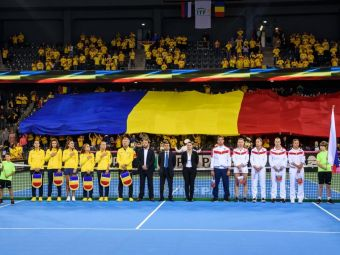 Care e situatia Romaniei in Fed Cup: cand si cu cine va juca urmatorul baraj