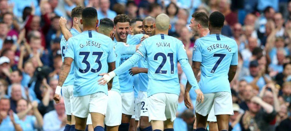 VESTE BOMBA in Premier League! Unul din jucatorii lui Pep Guardiola va avea un copil si nu e al sotiei sale! :) Cum a comis-o starul lui Manchester City