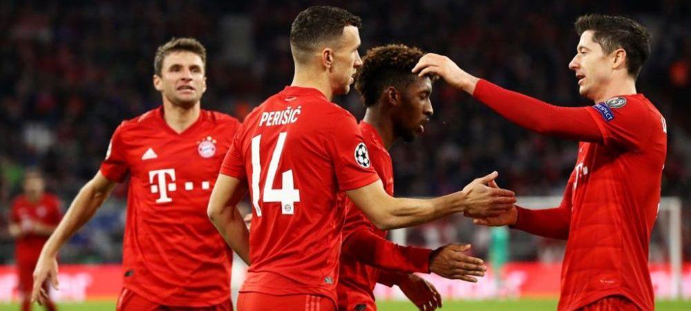 "Bayern Munchen isi face super echipa! Vrea sa aduca doua staruri in vara! Care sunt jucatorii doriti de ""bavarezi"""