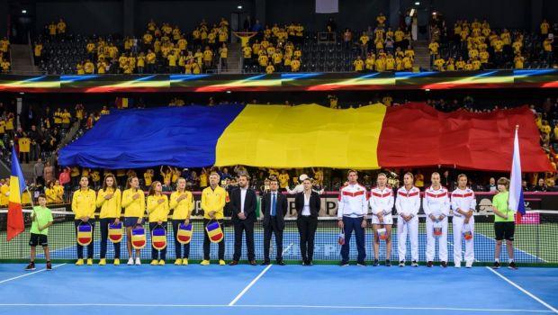 GHINION IREAL pentru Romania si Raluca Olaru: ce s-a intamplat cu doar cinci minute inaintea meciului decisiv al barajului de Fed Cup cu Rusia