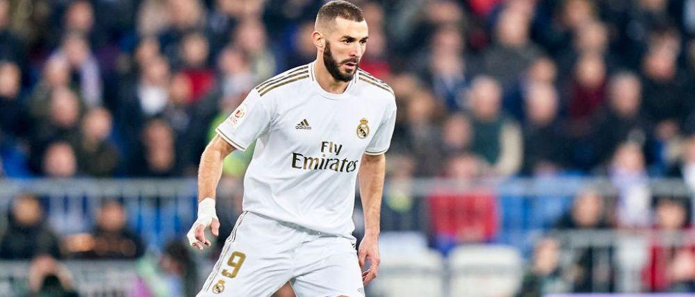 FABULOS | Karim Benzema l-a depasit pe Cristiano Ronaldo si intra direct in istoria lui Real Madrid! Ce performanta ULUITOARE a reusit atacantul francez