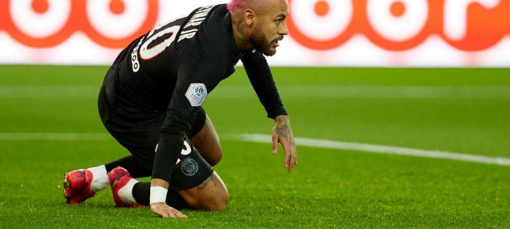Un nou trend in fotbalul european? Neymar a renuntat la parul roz si l-a copiat pe Mourinho! Cum arata brazilianul