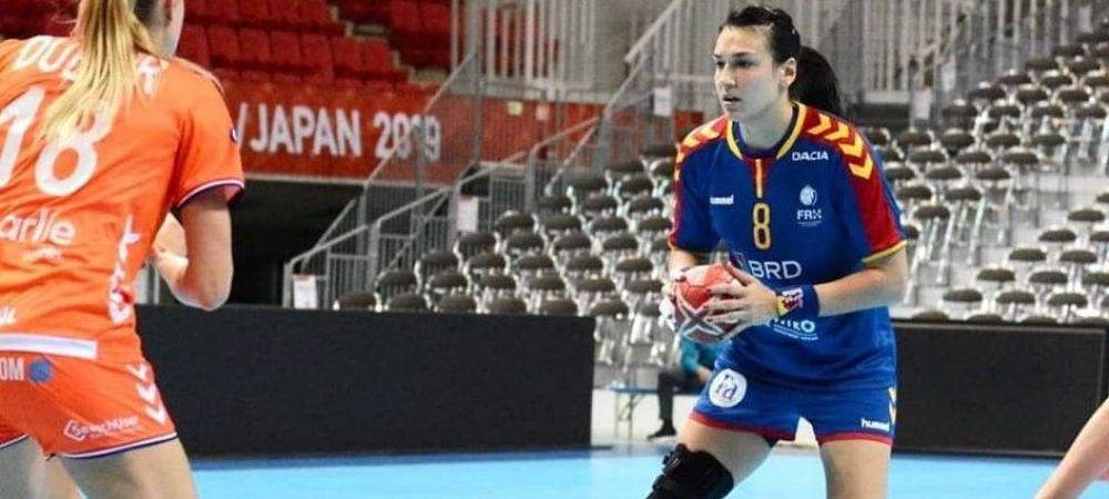"""Cristina Neagu e rezervata si avertizeaza in privinta calificarii la Jocurile Olimpice: """"Pornim cu sansa a treia"""""""