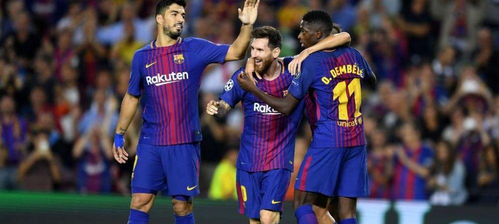 BREAKING NEWS   Barcelona a ajuns la un acord pentru transferul unui atacant! Cine vine pe Camp Nou dupa accidentarea lui Dembele