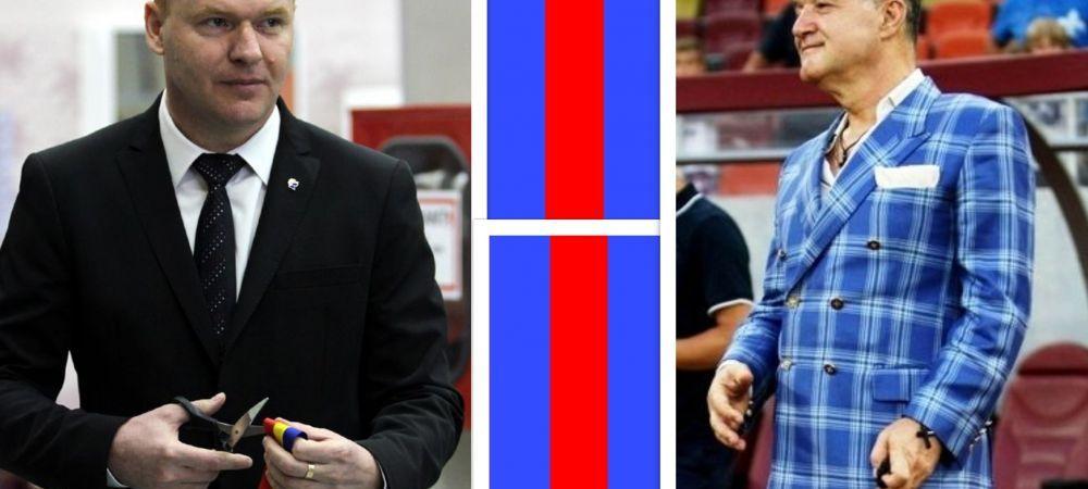 Concurenta uriasa pentru Becali? CSA Steaua ar putea fi finantata de una dintre cele mai bogate familii din Romania